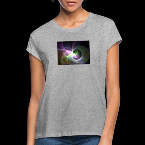 FANTASY 2 - Frauen Oversize T-Shirt