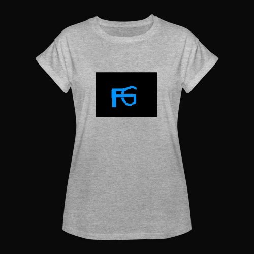 fastgamers - Vrouwen oversize T-shirt