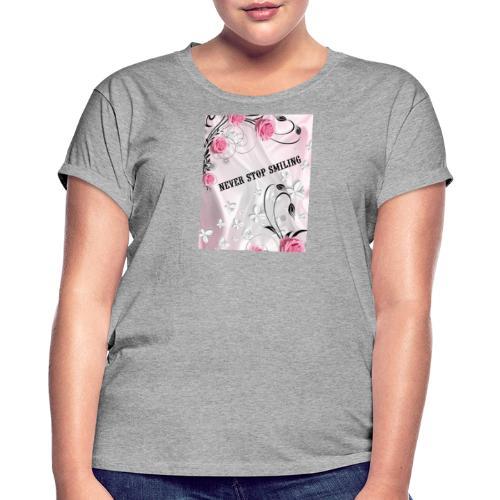 1541709554668 - Maglietta ampia da donna