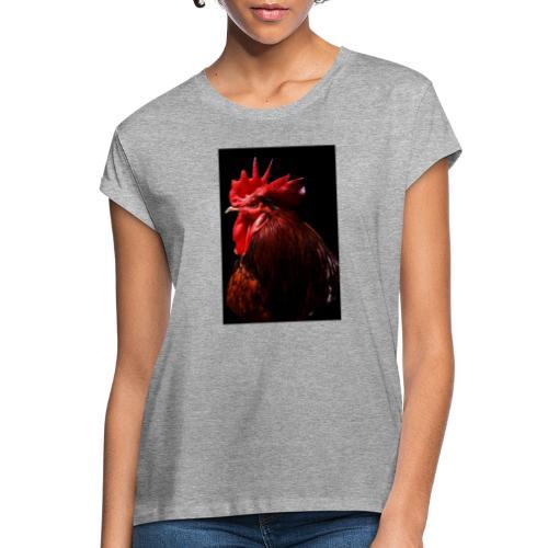 ROOSTER - Frauen Oversize T-Shirt