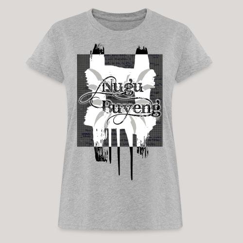 Nugu Buyeng Nugu Buyeng - Frauen Oversize T-Shirt