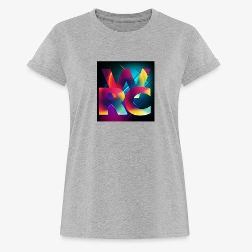 WeaRCore - T-shirt oversize Femme