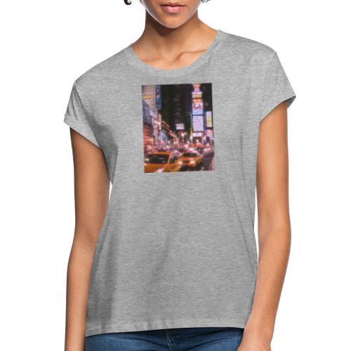 Ciudad - Camiseta holgada de mujer