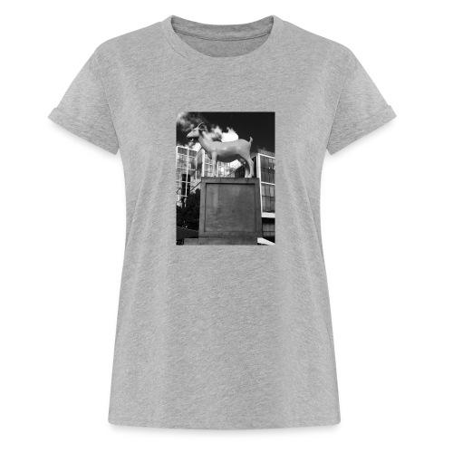 Ged tee - Dame oversize T-shirt