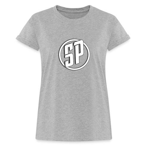 SPLogo - Women's Oversize T-Shirt