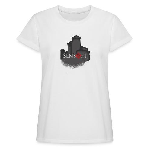 slnsoft - Naisten oversized-t-paita