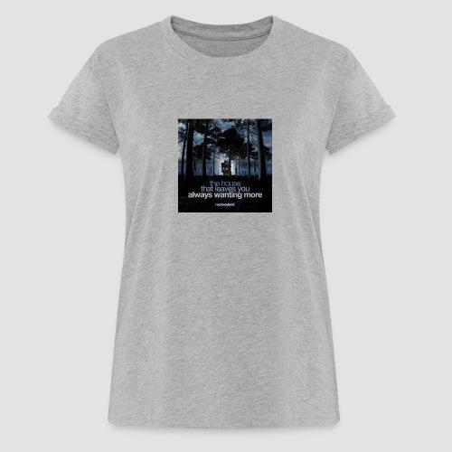 The House - Women's Oversize T-Shirt