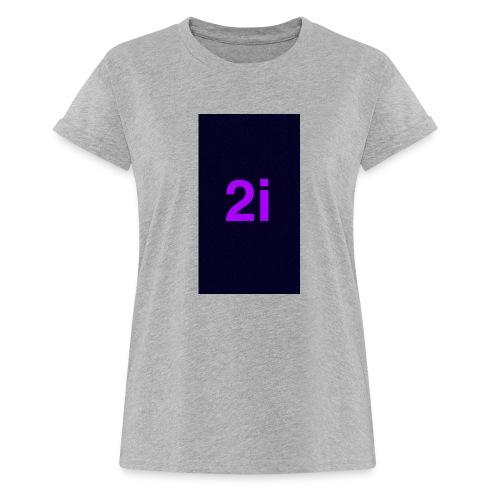 2i - T-shirt oversize Femme