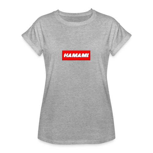 HAMAMI - Maglietta ampia da donna