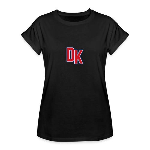 DK - Vrouwen oversize T-shirt