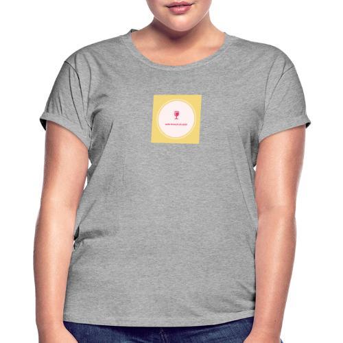mehr brauch ich nicht - Frauen Oversize T-Shirt