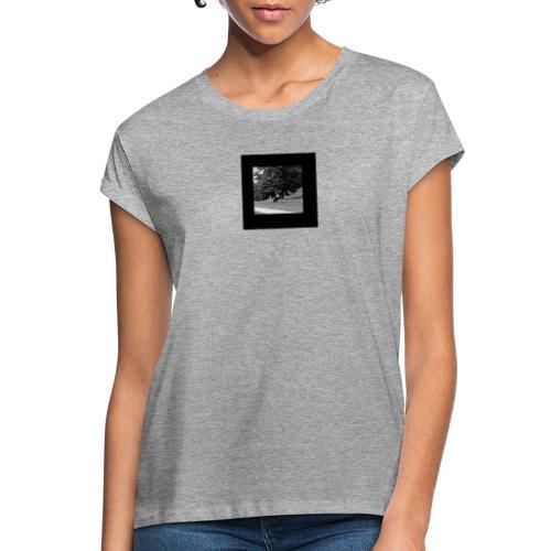 MOTOCYCLE - Frauen Oversize T-Shirt