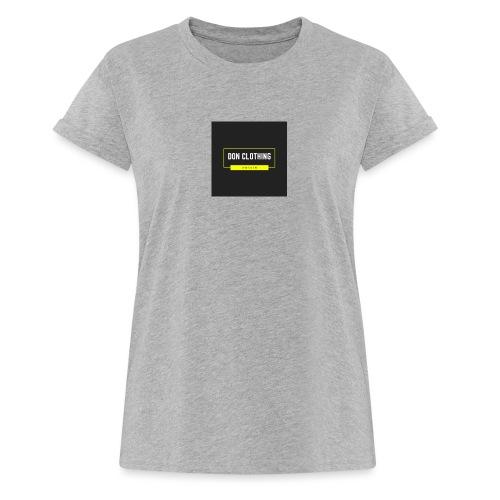Don kläder - Oversize-T-shirt dam