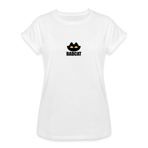 BADCAT - Vrouwen oversize T-shirt
