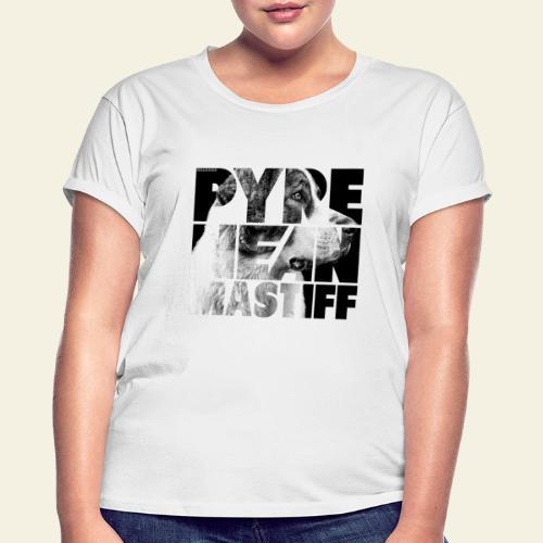 Pyrenean Mastiff II - Naisten oversized-t-paita