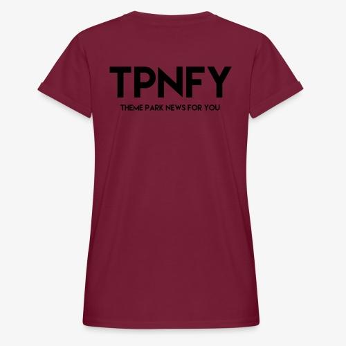 TPNFY - Women's Oversize T-Shirt