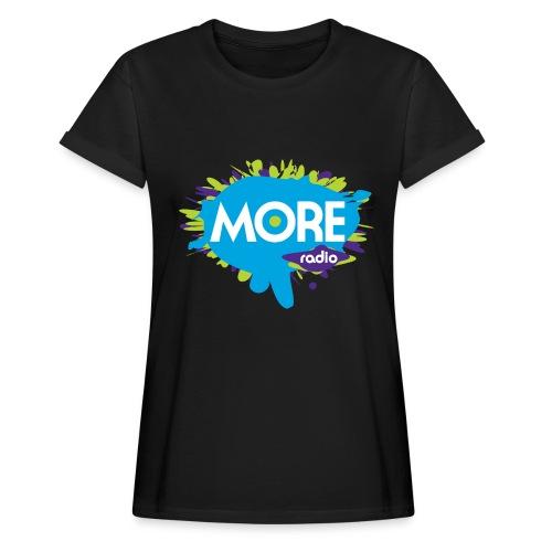 More Radio 2017 - Vrouwen oversize T-shirt