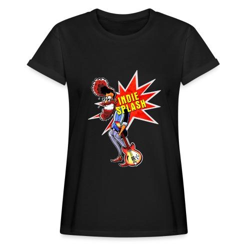 Indie Splash - Frauen Oversize T-Shirt