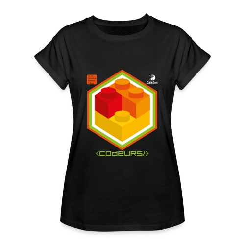 Esprit Brickodeurs - T-shirt oversize Femme