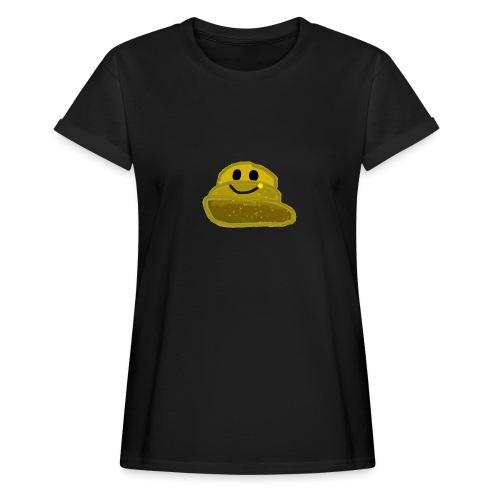 EinfachMC-Logo - Frauen Oversize T-Shirt