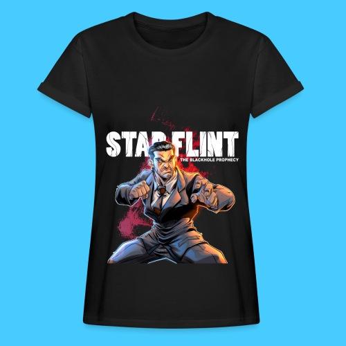Draco Vargas 2 - T-shirt oversize Femme