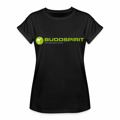 logo15neu2 - Frauen Oversize T-Shirt