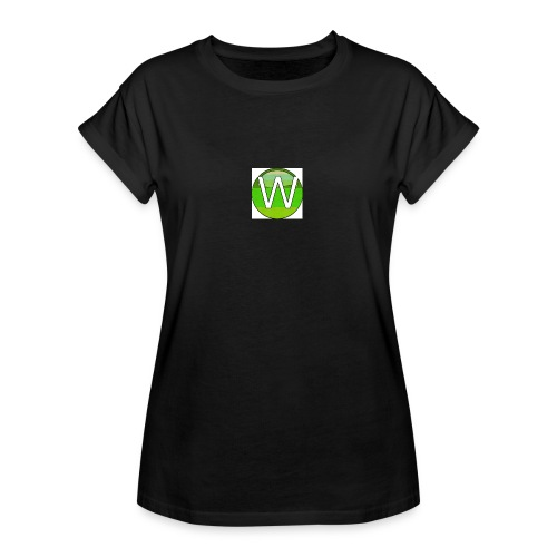 Alternate W1ll logo - Women's Oversize T-Shirt