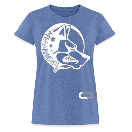 CORED Emblem - Women's Oversize T-Shirt