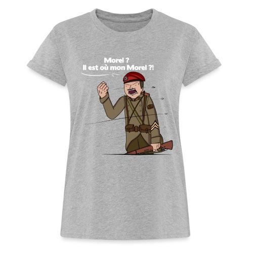 Sgt.Flantier 1940 - T-shirt oversize Femme