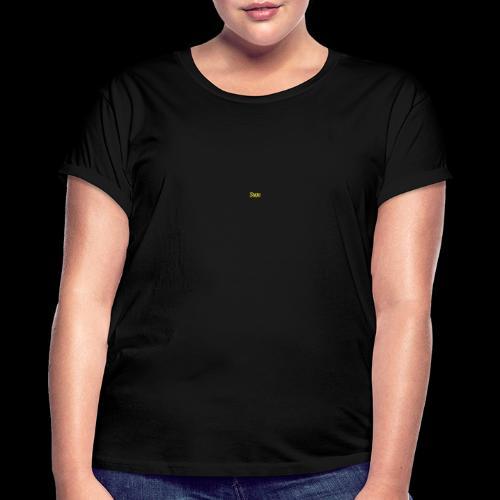 swai schriftzug - Frauen Oversize T-Shirt