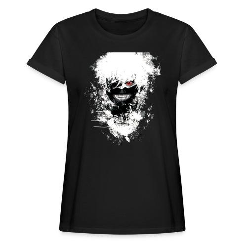 Tokyo Ghoul Kaneki - Women's Oversize T-Shirt