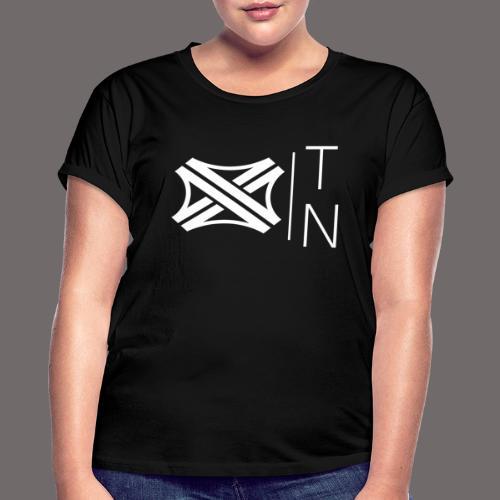 Tregion logo Small - Women's Oversize T-Shirt