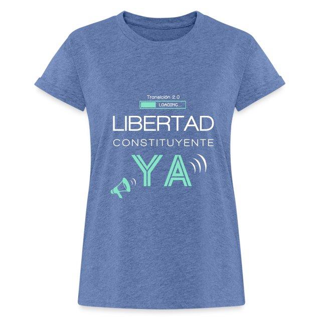 Libertad Constituyente ¡YA!