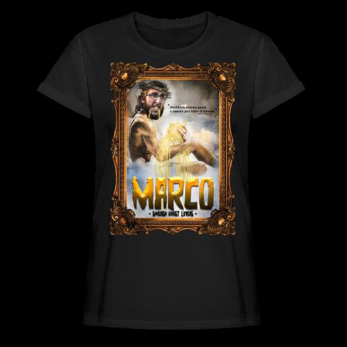 MARCO-TRÖJAN - Oversize-T-shirt dam