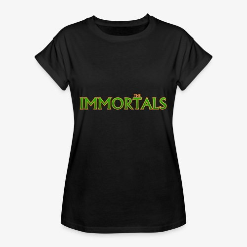 Immortals - Women's Oversize T-Shirt