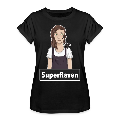 SuperRaven - Women's Oversize T-Shirt