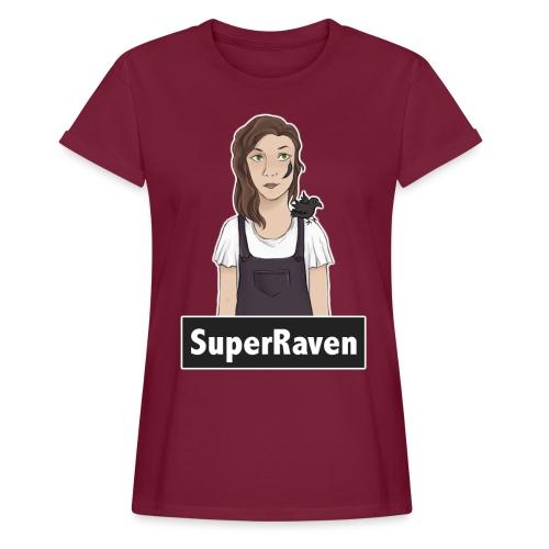 SuperRaven - Women's Oversize T-Shirt