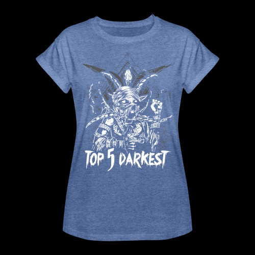 Top 5 Darkest - Women's Oversize T-Shirt