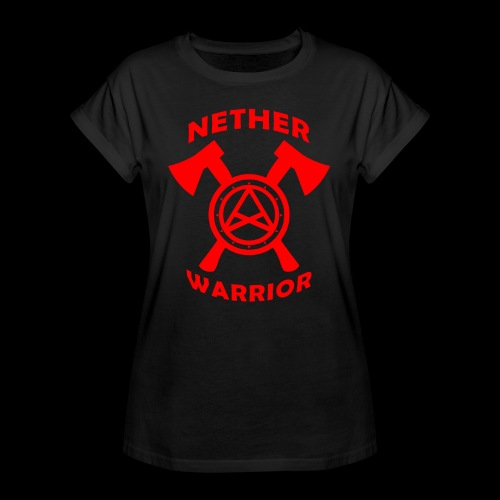 Nether Warrior T-shirt - Maglietta ampia da donna