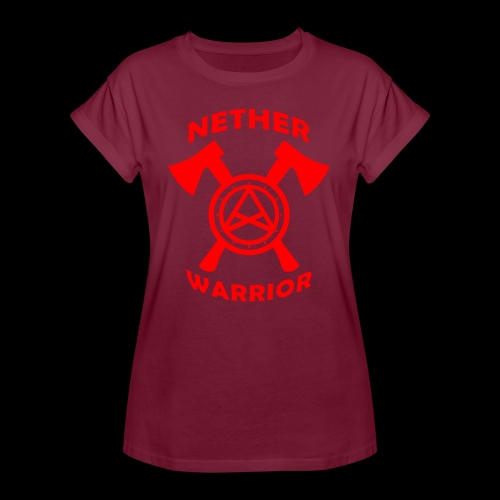 Nether Warrior T-shirt - Maglietta ampia da donna