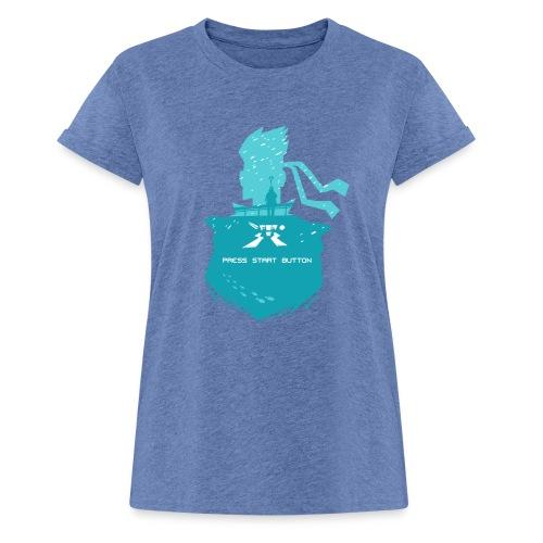 Shadow Moses - Women's Oversize T-Shirt