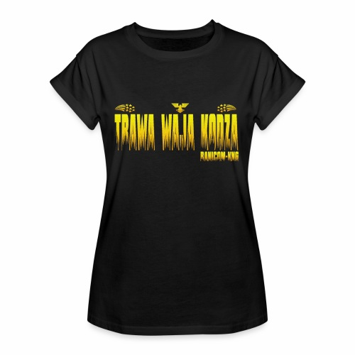 KNG JN - T-shirt oversize Femme