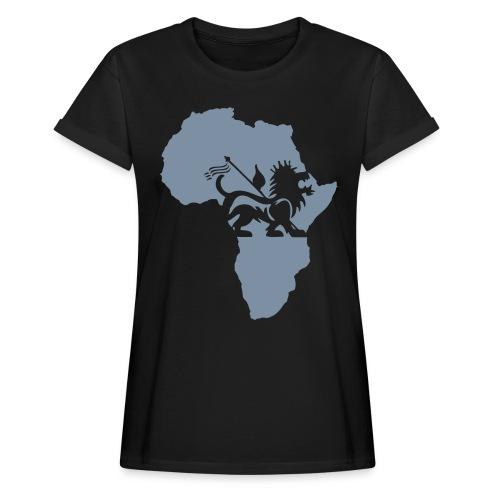 lion_of_judah_africa - Women's Oversize T-Shirt