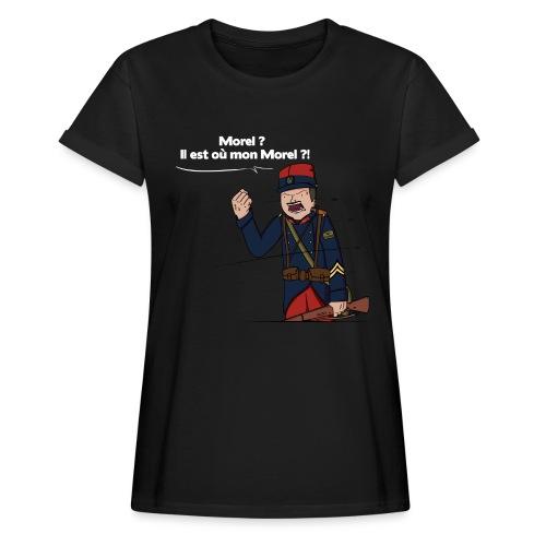 Sgt.Flantier 1914 - T-shirt oversize Femme