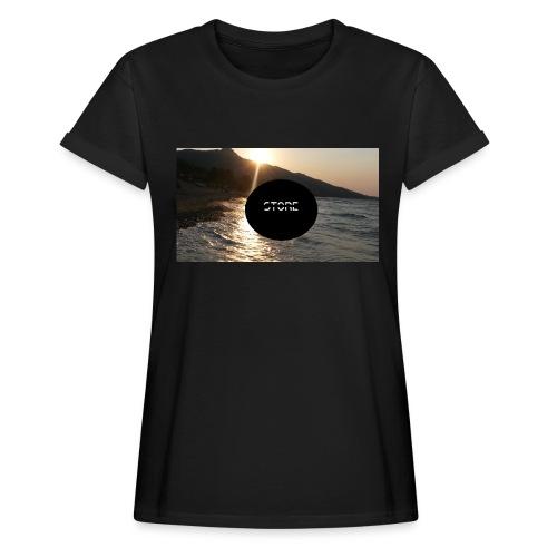 Mousepad - Frauen Oversize T-Shirt