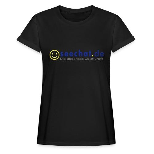 sc2008 pfadecs2 - Frauen Oversize T-Shirt