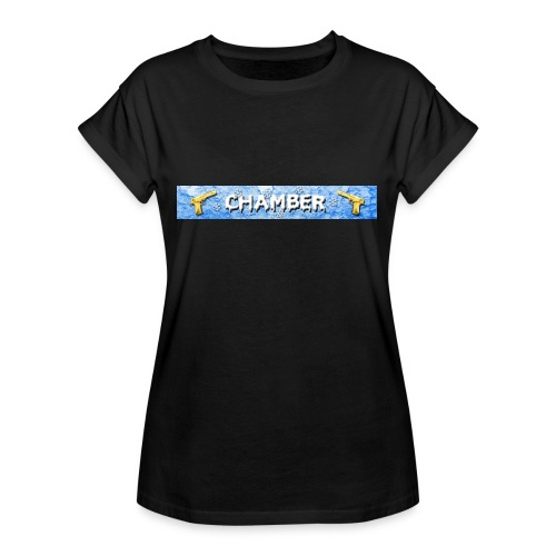 Chamber - Maglietta ampia da donna