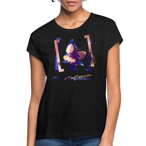 art.4.nature #LieblingsTraum - Frauen Oversize T-Shirt