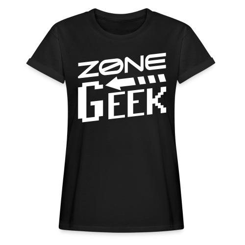NEW Logo Homme - T-shirt oversize Femme