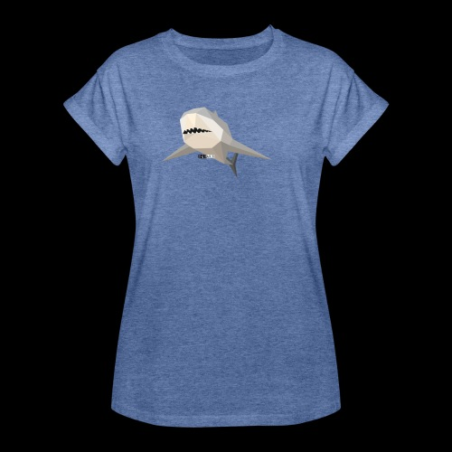 SHARK COLLECTION - Maglietta ampia da donna